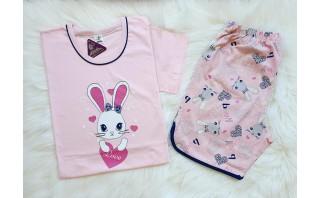Bunny Love розово