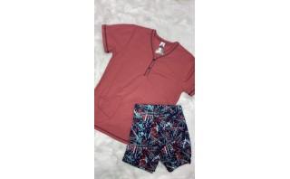Шарена пижама
