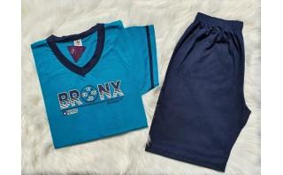 Bronx синьо
